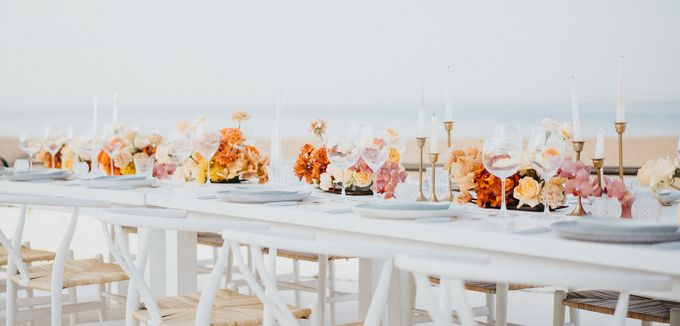 Style Shoot at Cafe Del Mar by The Wedding Mood - 002