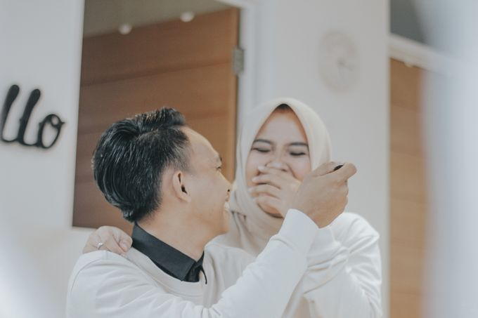 Prewedding Gina & Yosep by Clickdot Photography - 012
