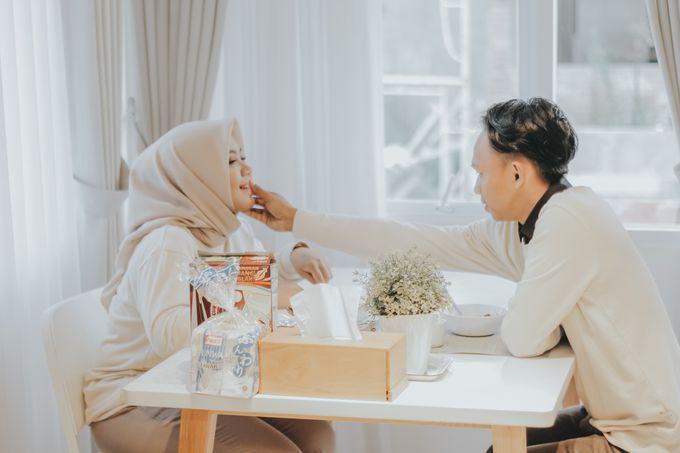 Prewedding Gina & Yosep by Clickdot Photography - 007