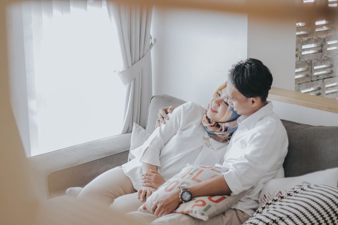 Prewedding Gina & Yosep by Clickdot Photography - 005