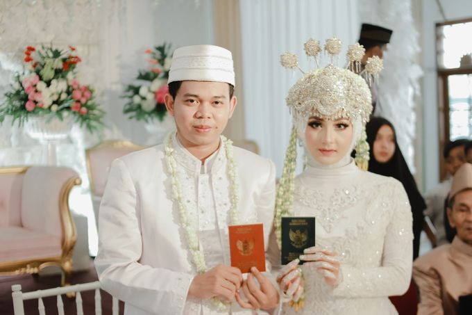 Wedding Sri & Rival by Clickdot Photography - 005