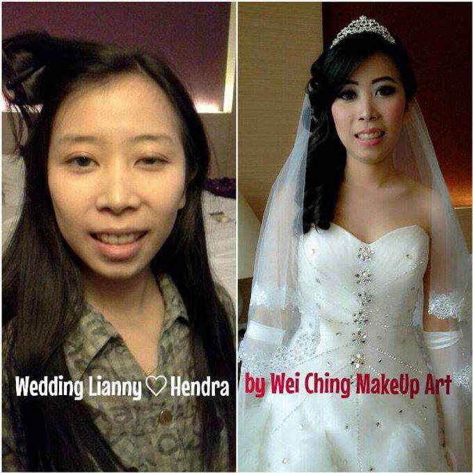 Weiching Bridal by Weiching Bridal Make Up - 001