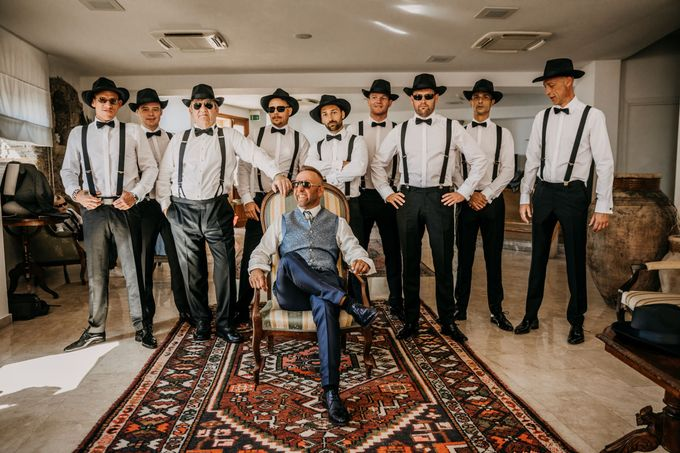 A Godfather inspired wedding day by Sicily Love Weddings - 014