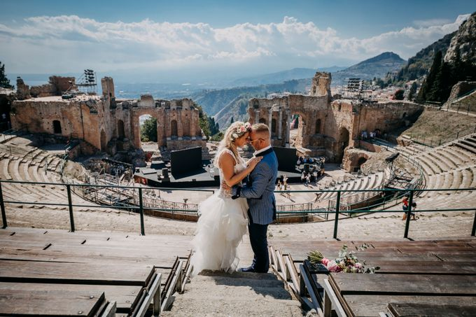 A Godfather inspired wedding day by Sicily Love Weddings - 008