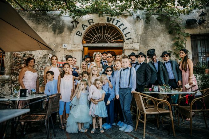 A Godfather inspired wedding day by Sicily Love Weddings - 013