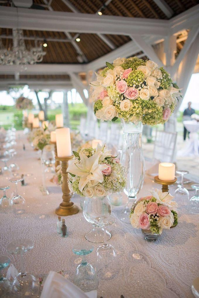 Romantic Dinner by d'Oasis Florist & Decoration - 008