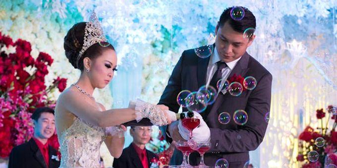 Wedding of Indrajaya & Maria by All Occasions Wedding Planner - 017