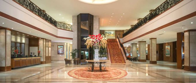 Lobby by Marco Polo Plaza Cebu - 001