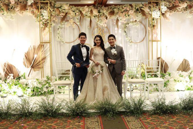 MC Intimate Wedding At Mercantile Jakarta - Anthony Stevven by Anthony Stevven - 001