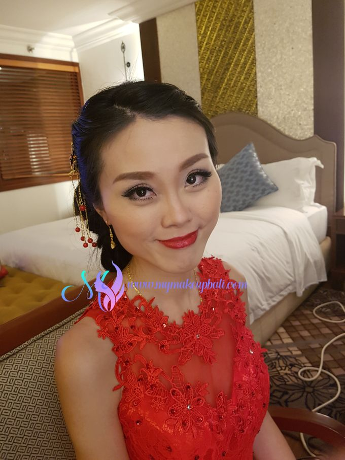 Wedding Makeup by Yenny Makeup Artist - 003