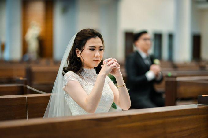 The Wedding of Felik & Shella  by Favor Brides - 014