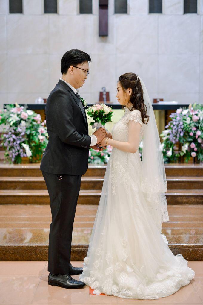 The Wedding of Felik & Shella  by Favor Brides - 007