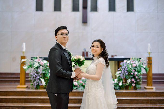 The Wedding of Felik & Shella  by Favor Brides - 013
