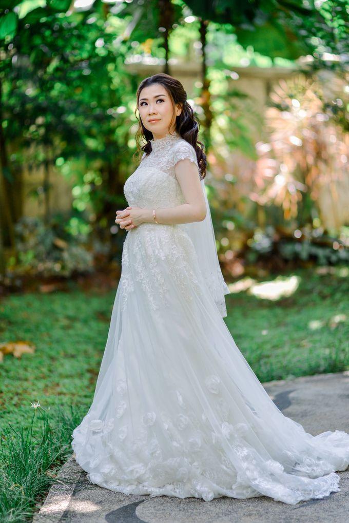 The Wedding of Felik & Shella  by Favor Brides - 011