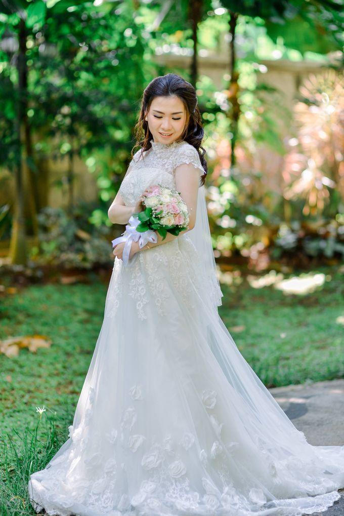 The Wedding of Felik & Shella  by Favor Brides - 006