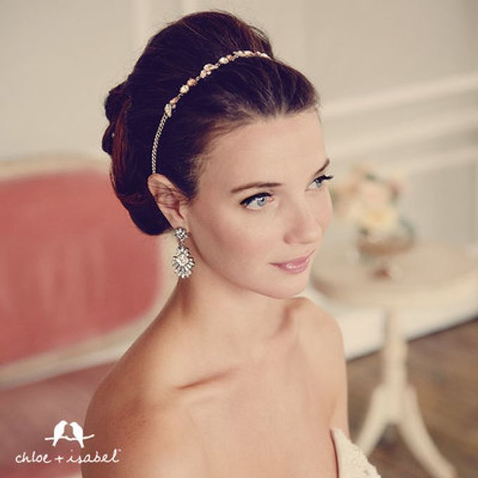 Jewelry on Brides by C & I by Luxe Line - 004