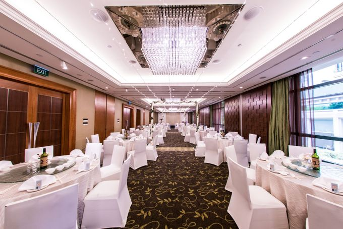 Your Wedding Story - Y2019 Themes by Hotel Jen Tanglin, Singapore - 004