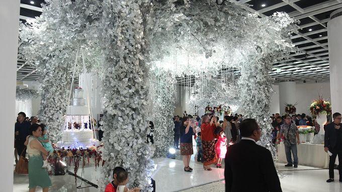 Wedding Mr Ivan & Ms Linda by Ciputra Artpreneur - 002