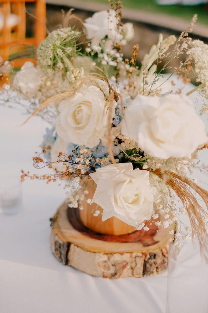 Putri and Yudhi Wedding by Bali Flower Decor - 004