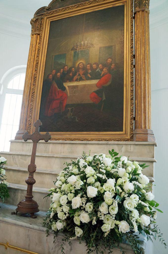 Church Wedding - Armenian Church by The Olive 3 (S) Pte Ltd - 007