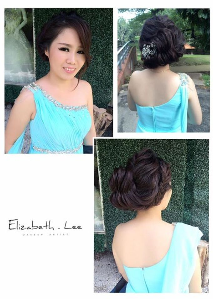 Wedding Day Bride Makeup Service by Elizabeth Lee Makeup Artist - 002