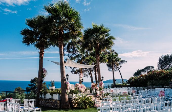 Venues on French Riviera by Destination Wedding Planner & Celebrant by Mira Michael - 004