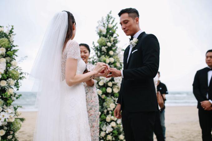 Wedding day Si & Kat - Premier Village Da Nang Resort by Anh Phan Photographer   vietnam weddng photographer - 021