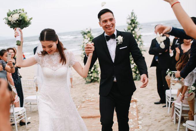 Wedding day Si & Kat - Premier Village Da Nang Resort by Anh Phan Photographer   vietnam weddng photographer - 024