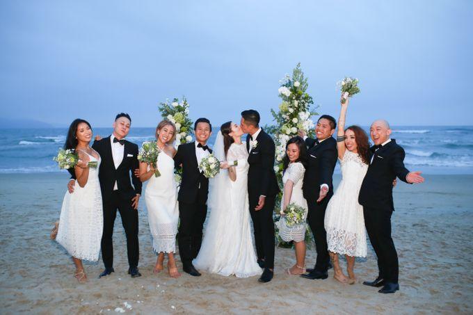Wedding day Si & Kat - Premier Village Da Nang Resort by Anh Phan Photographer   vietnam weddng photographer - 025
