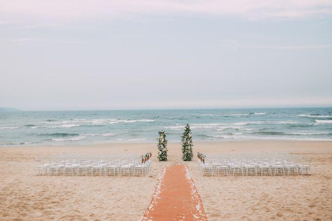 Wedding day Si & Kat - Premier Village Da Nang Resort by Anh Phan Photographer   vietnam weddng photographer - 001