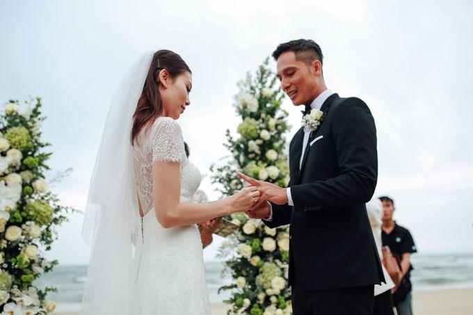 Wedding day Si & Kat - Premier Village Da Nang Resort by Anh Phan Photographer   vietnam weddng photographer - 022