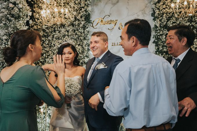Jason & Phuong - Wedding ceremony in Saigon by Thien Tong Photography - 024