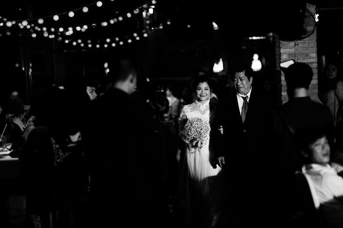 Jason & Phuong - Wedding ceremony in Saigon by Thien Tong Photography - 030