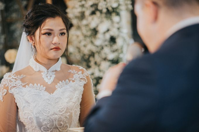 Jason & Phuong - Wedding ceremony in Saigon by Thien Tong Photography - 033