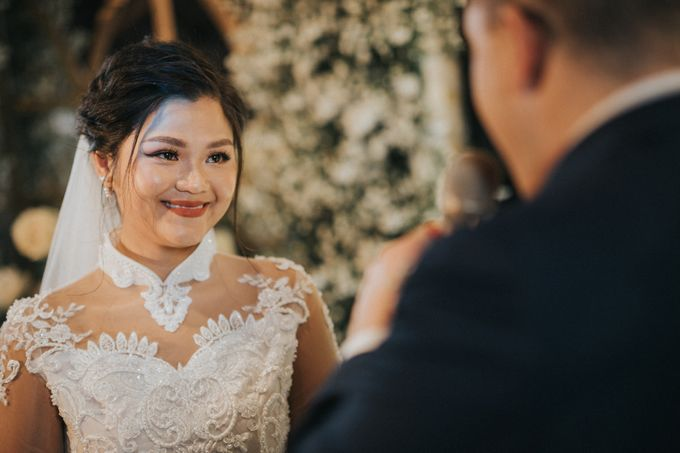 Jason & Phuong - Wedding ceremony in Saigon by Thien Tong Photography - 035