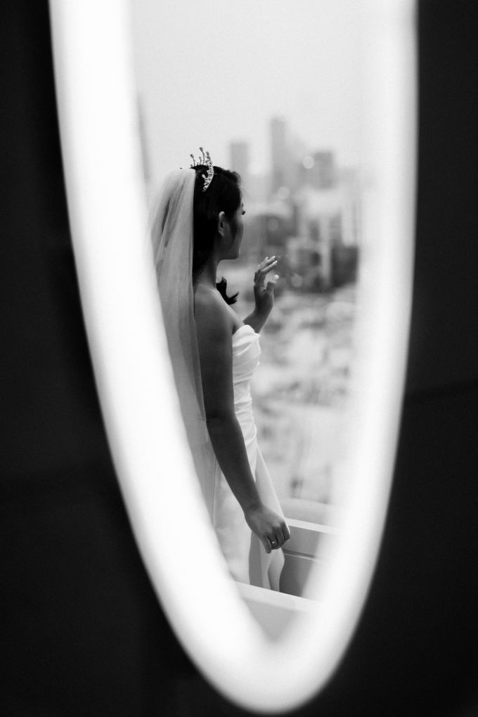 Jason & Phuong - Wedding ceremony in Saigon by Thien Tong Photography - 012