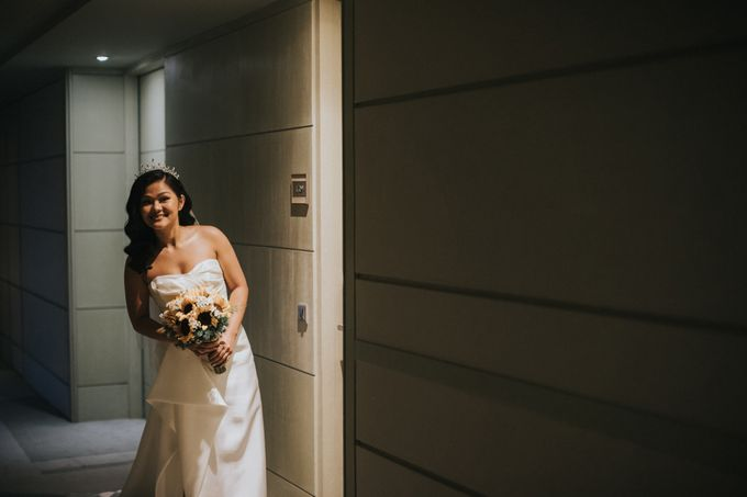 Jason & Phuong - Wedding ceremony in Saigon by Thien Tong Photography - 014