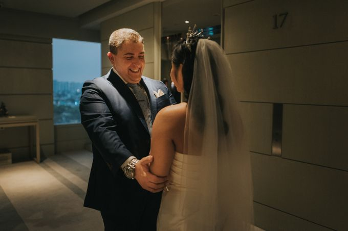 Jason & Phuong - Wedding ceremony in Saigon by Thien Tong Photography - 017