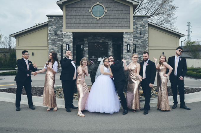 Briggs-Liddell Wedding by C'est La Vie Photographie - 013