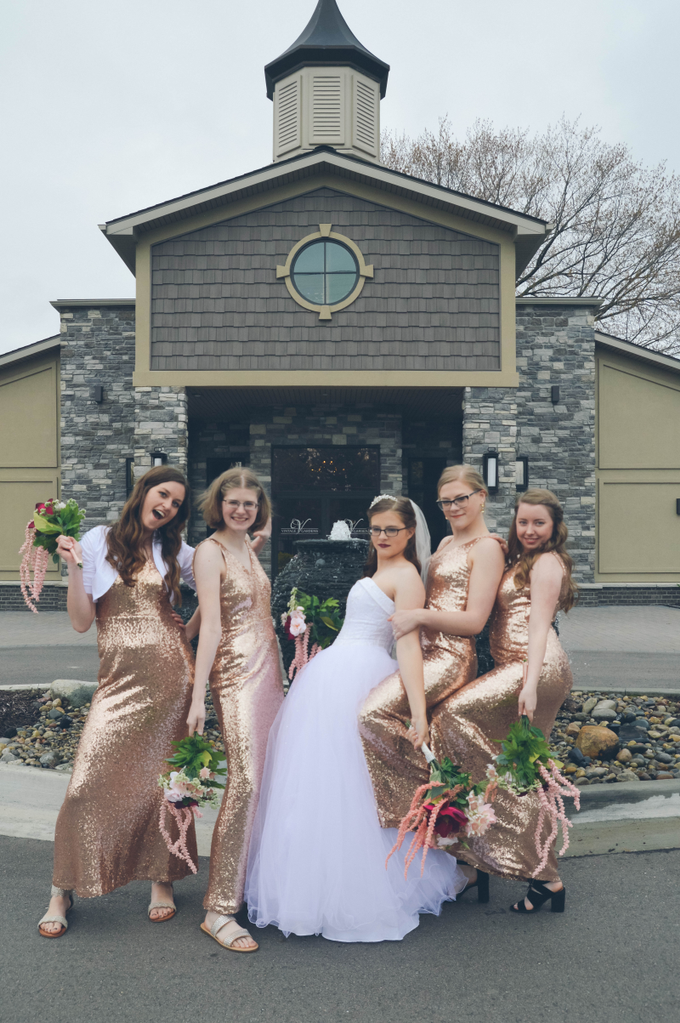 Briggs-Liddell Wedding by C'est La Vie Photographie - 014