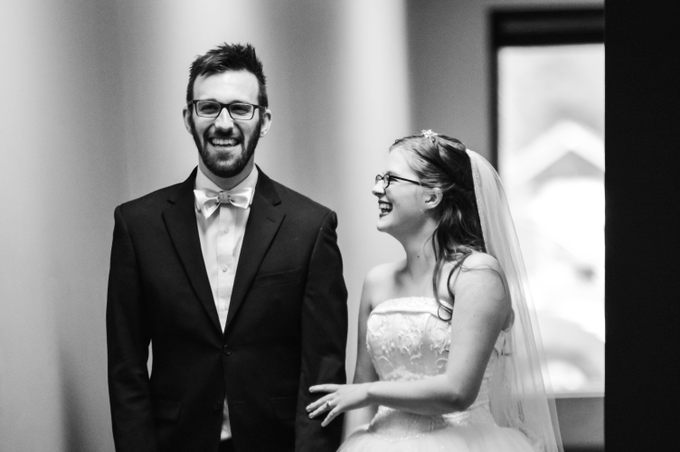 Briggs-Liddell Wedding by C'est La Vie Photographie - 016