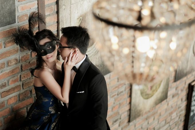Prewedding of Nicho & Novi by Royal Photograph - 001