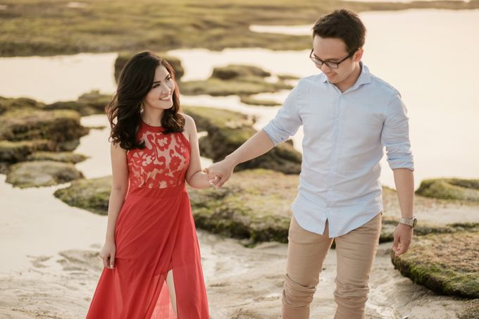 Prewedding of Nicho & Novi by Royal Photograph - 010