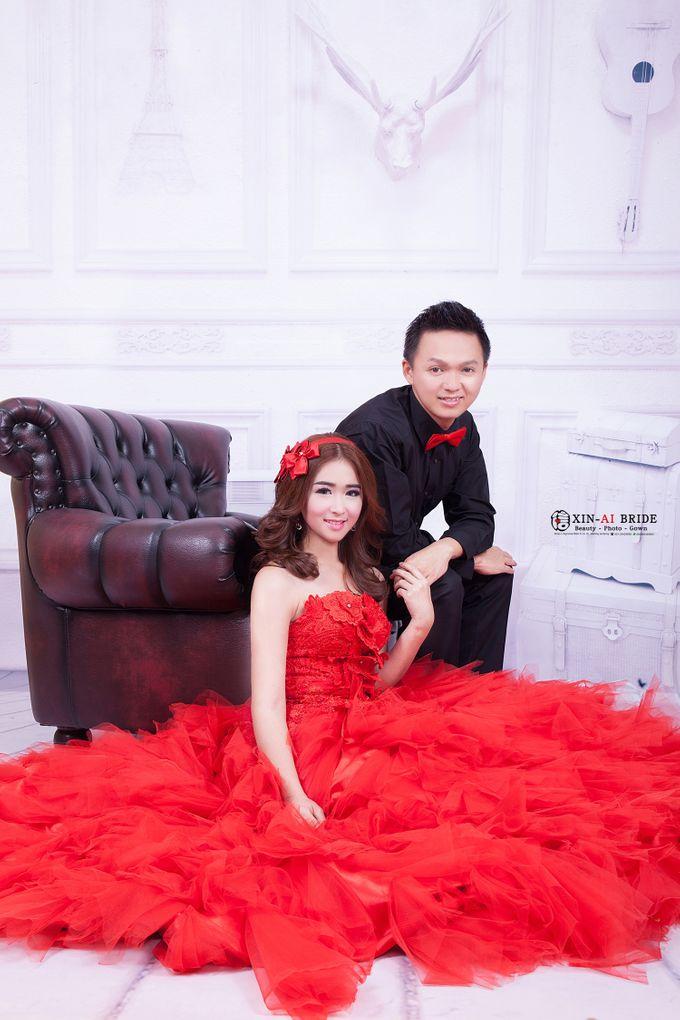 Wedding day Jon & Wilen by Meicen Professional Makeup Artist - 008