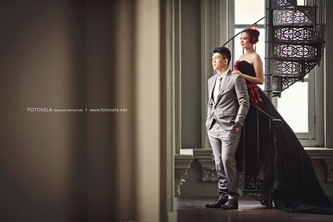Febrian & Christy Singapore prewedding by fotovela wedding portraiture - 018