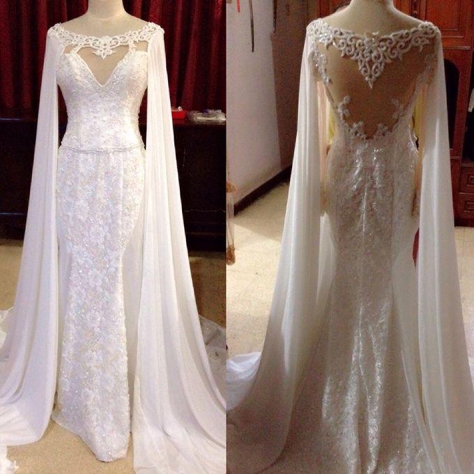 Stephanie Wedding Bride by Stephanie Wedding Bride - 002
