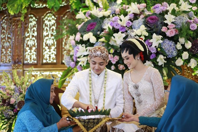 The wedding of Nissa Claudya by The Sultan Hotel & Residence Jakarta - 009