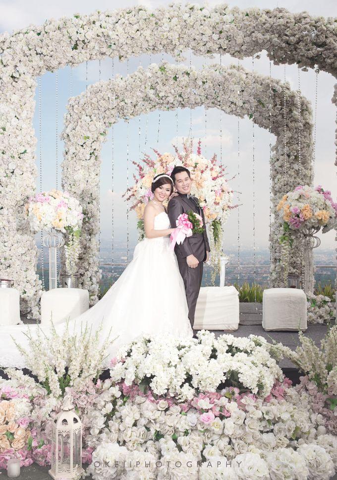 Alvin & Novi Wedding Day by Okeii Photography - 014