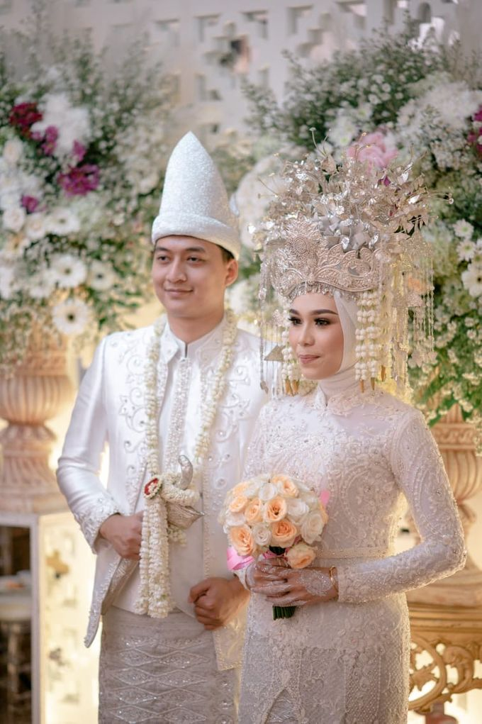 The Wedding of Ega & Hanafi by Rias ID - 008