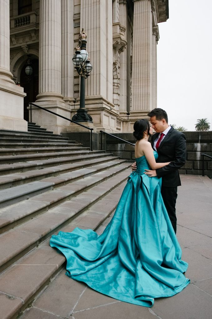 Prewedding Melbourne by Ohana Enterprise - 004